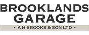 Brooklands Garage logo